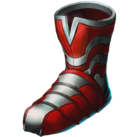 Boots Red Boots