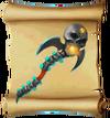 Staves Death Stick Blueprint