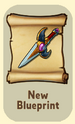 ItemBlueprintUnlockedWing Blade