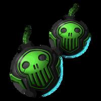 Projectiles Toxic Bomb