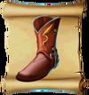 Boots Rider's Boots Blueprint