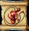 Pendants Fiery Talisman Blueprint