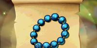 Azure Beads