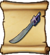 Swords Sabre Blueprint