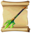 Spears Primordial Trident Blueprint