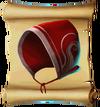 Hats Scarlet Coif Blueprint