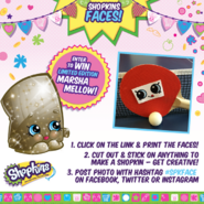 Shopkins Faces