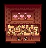 Chocky Box 3-054