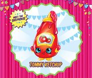 Tommy Ketchup MTS
