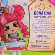 Donatina back