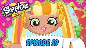 Shopkins Cartoon - Episode 59 - After Party Cartoons For Children