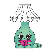 Lynn Lamp 5-056