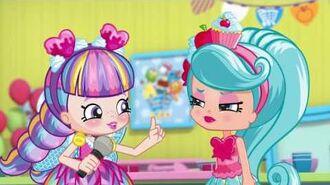 "Shopkins Cartoon - Episode 52 ""Aint No Party like a Shopkins Party"""