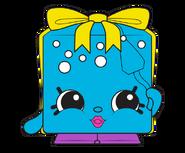 Gigi Gift - Collectors Guide Blue