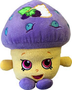 Shopkins plush mini muffin