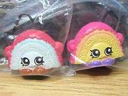 Rainbow bite food fair toys