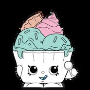 Ice cream queen easter ct variant art