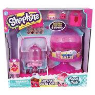 Cupcakequeencafebox