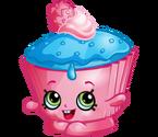 Cupcake chic art