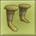 Item icon gold plated boots