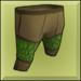 Item icon wood pants