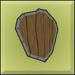 Item icon buckle shield