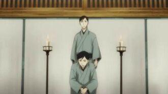 Kikuhiko Rakugos 'Shinigami' - Shouwa Genroku Rakugo Shinjuu 昭和元禄落語心中