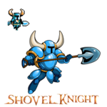 Shovel Knight char