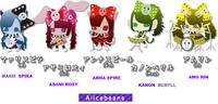 Alice Beans Members