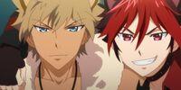 """Episode 2 - """"With our crimson gaze ... (etc)"""""""