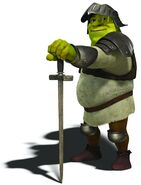Sir Shrek