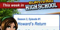 Howard's Return