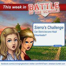 Sierra's Challenge