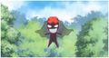 Misaki's X-Character