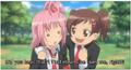 Misaki and Amu