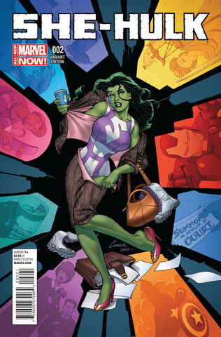 File:She-Hulk Vol 3 2 Conner Variant.jpg