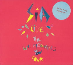 The We Meaning You Tour, Live at the Roundhouse 27.05.2010 cover