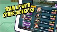 Teamupsidekicks