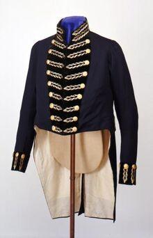 Captain Uniform 1600s East India