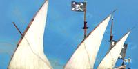 Coastal Barque