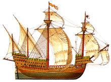 GalleonSide