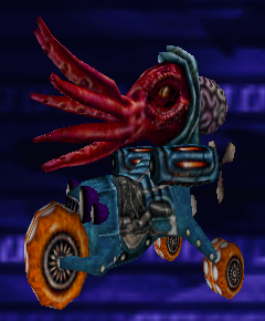 Killermari rider