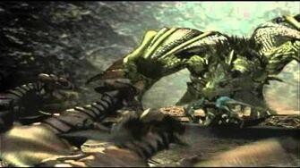 Monster Hunter G - Rathian Ecology