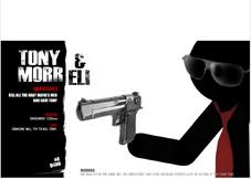 TONY AND ELI MORR MISSION