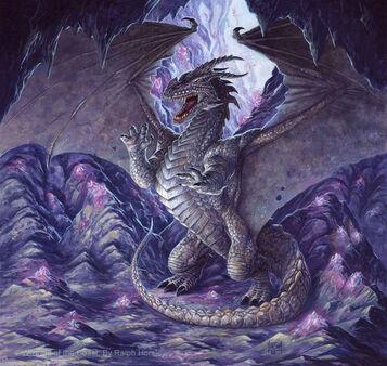 Iron dragon by ralphhorsley