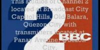 BBC 2 (Philippines) Sign On and Sign Off