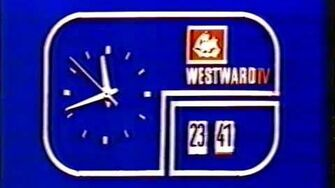 Westward TV Closedown & Station Sign-Off 1981