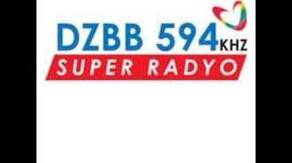 GMA Super Radyo DZBB 594 kHz Signing Off 2016