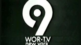 WOR-TV Sign-on Audio Circa 1975
