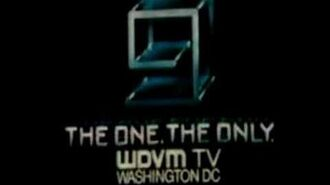 WDVM-TV 9 (now WUSA) Sign-Off 1980